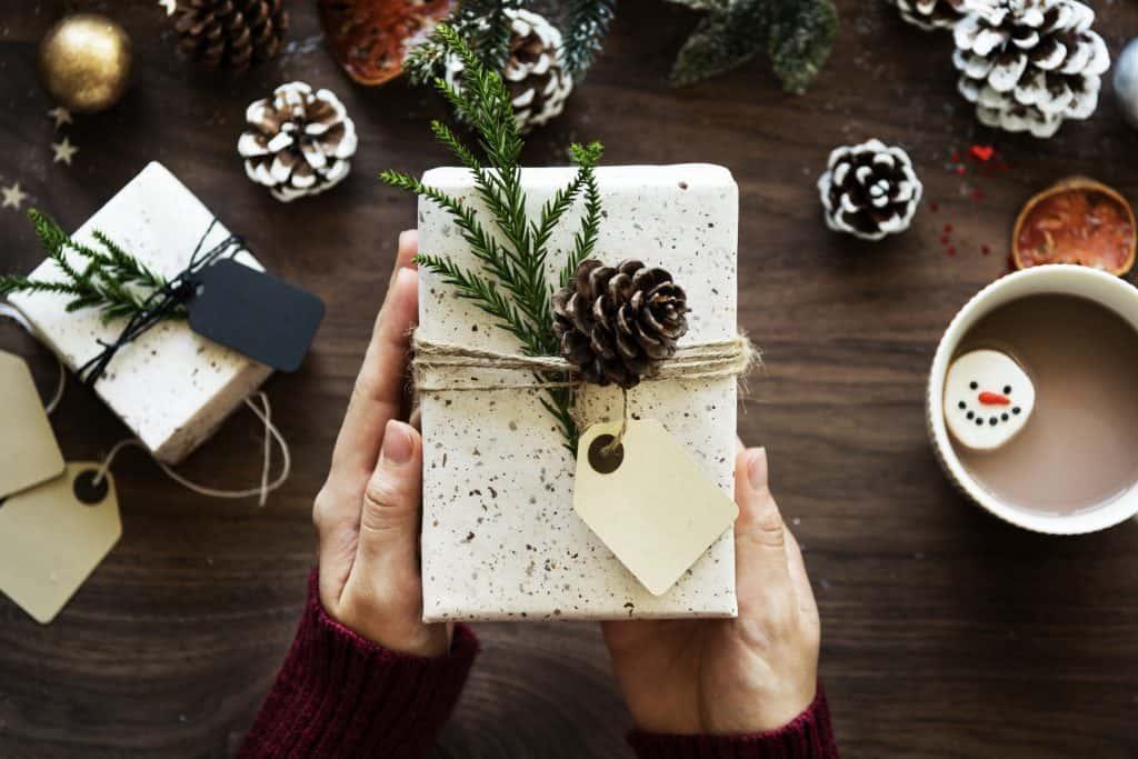 Organizar la oficina los días de Navidad